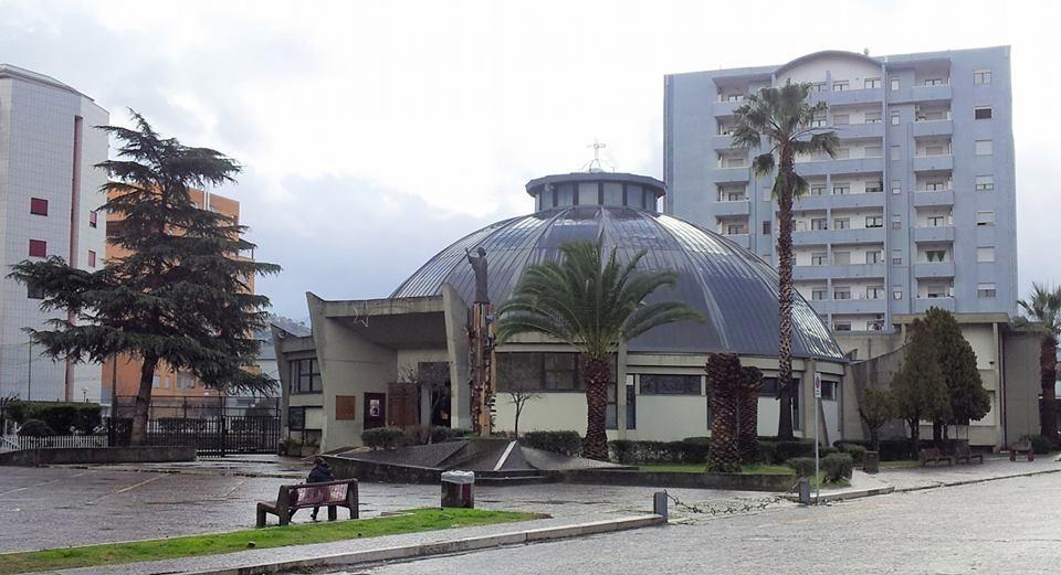 Chiesa Cristo Re cosenza