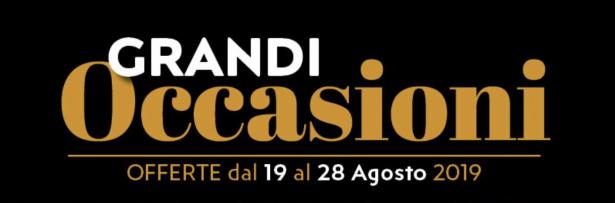 Nuovo Volantino Eurospar Cosenza dal 18 al 28 Agosto 2019