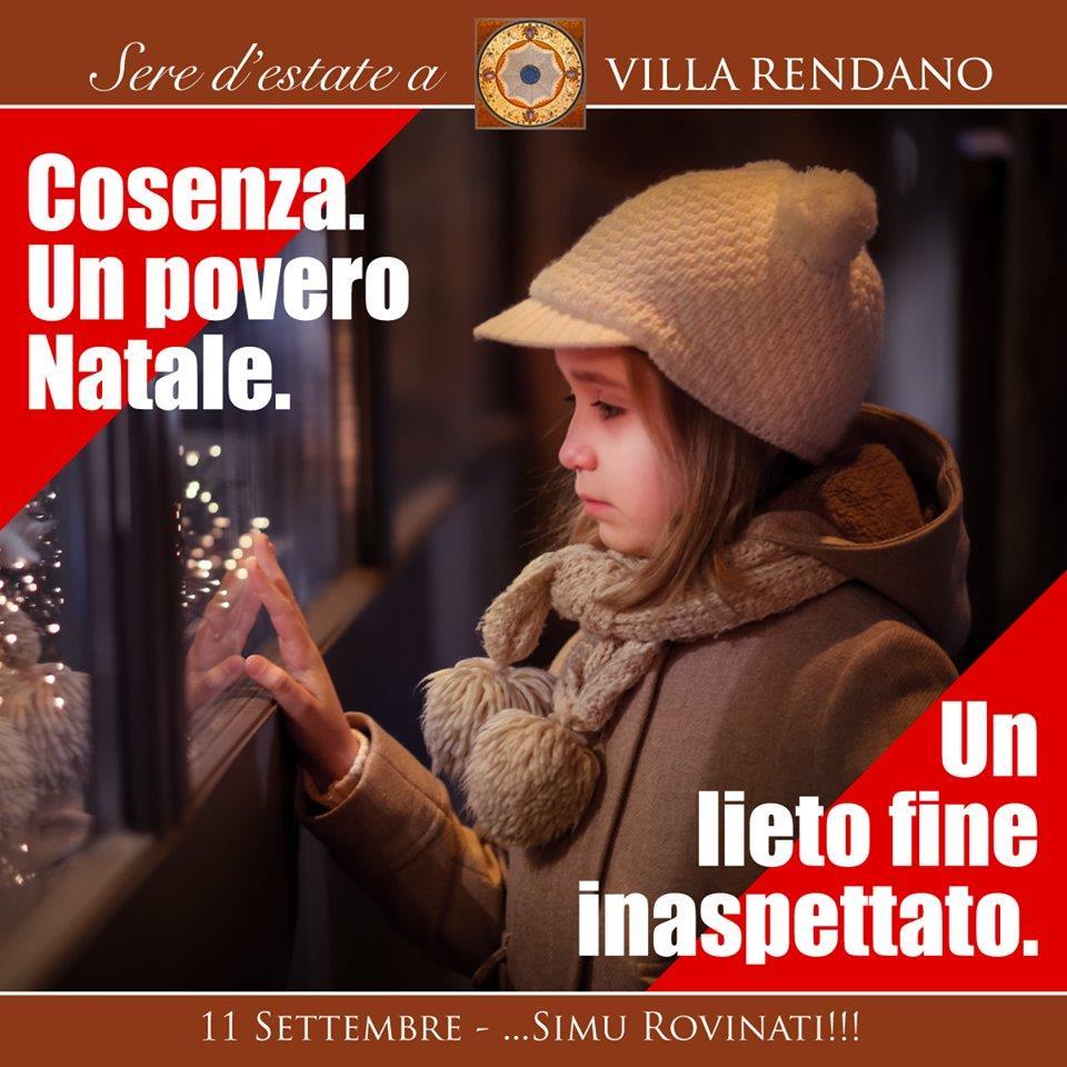 11 Sett - Sere d'estate a Villa Rendano