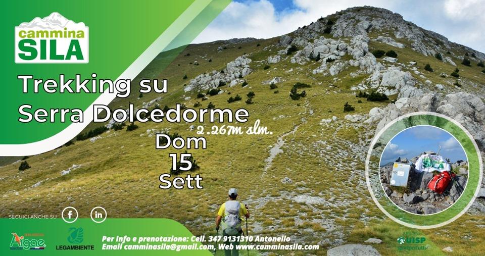 15 Sett - Trekking su Serra Dolcedorme la vetta più alta della Calabria