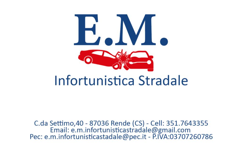 e.m agenzia infortunistica stradale in Rende c.da Settimo