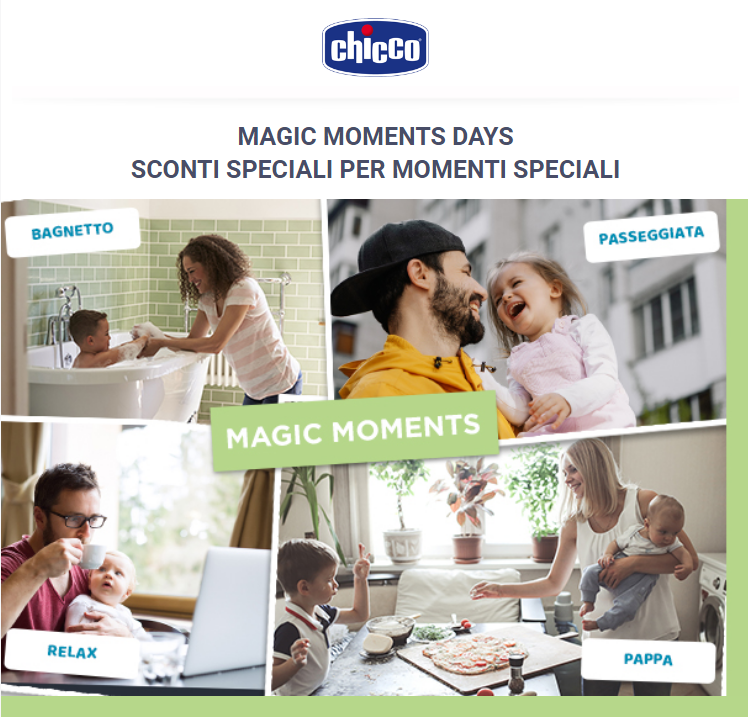 💌 MAGIC MOMENTS DAYS 💌