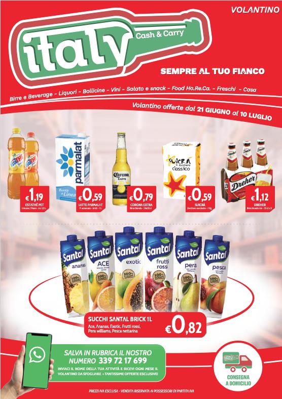 Nuovo Volantino italy cash&carry