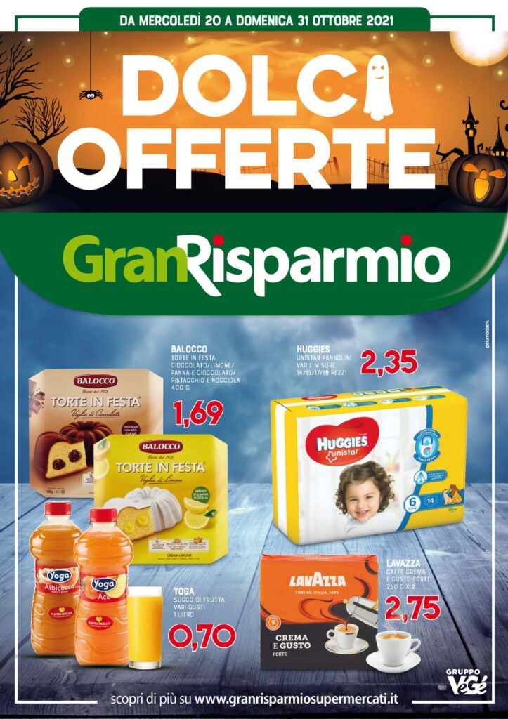 Dolce Offerte Nei Supermercati GranRisparmio