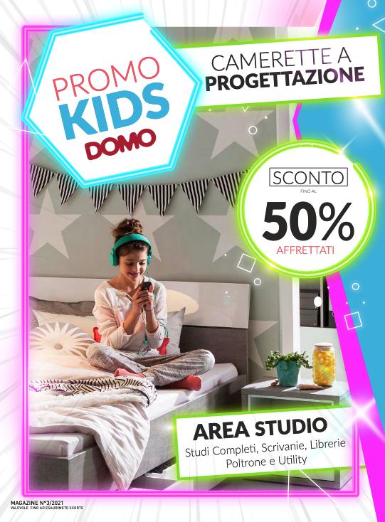 Domo Arredi: Promo KIDS